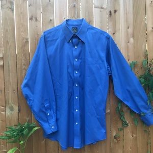 ⚡️NWOT⚡️JOS A BANK: deep blue Travelers Collection